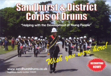 Sandhurst and District Corps of Drums